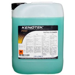 TEXTILE CLEANER 10L KENOTEK