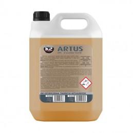 ARTUS K2 Skuteczny koncentrat do czyszczenia i konserwacji tworzyw sztucznych