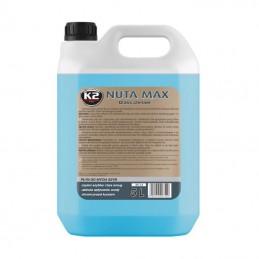 NUTA MAX K2 5 L doskonale czyści powierzchnie szklane